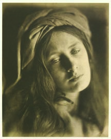 Julia Margaret Cameron took this photo in 1866.
