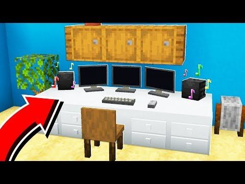 Secret Minecraft Builds You Can Build As Well No Mods Youtube Cool Minecraft Ideas Minecraft Build Minecraft