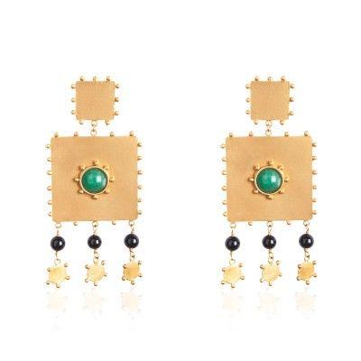 Earrings - Paula Mendoza Jewelry