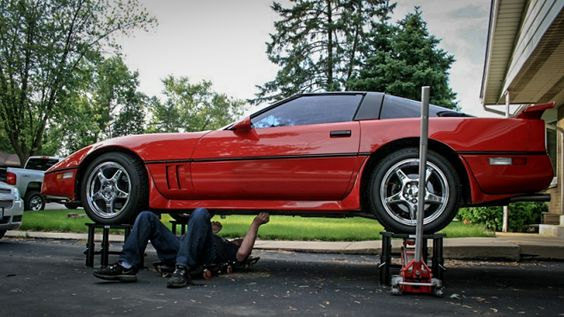 These Awesome Jack Stands Will Transform The Way You Work On Your Car $520 for 4 or $260 for 2