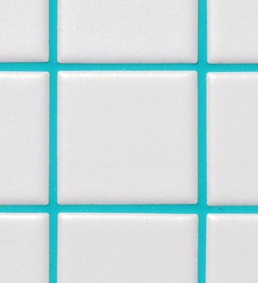 Bathroom Mosaique Blanche Joints Noirs Couleur Salle De Bain