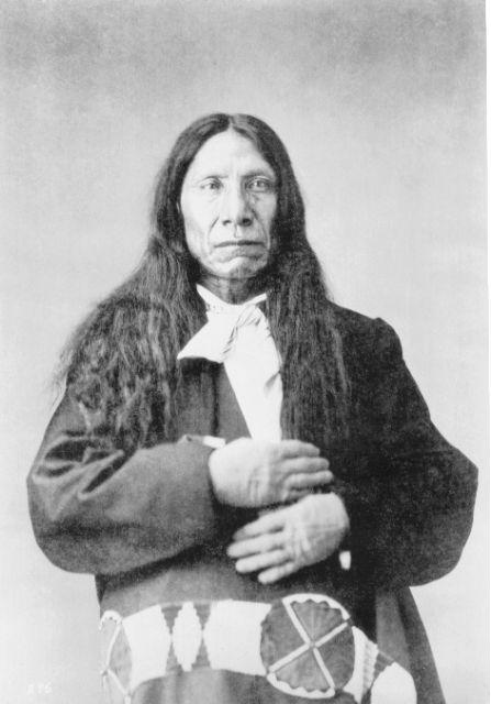 Alexander Gardner     Oglala Lakota Leader Red Cloud      1872