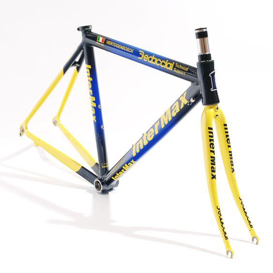 (中古)INTERMAX (インターマックス) 2010モデル HERTOGENBOSCH ゼルトゲンボス サイズ470 フレームセット(商品ID:3717000762216)詳細ページ | 自転車買取クラウンギアーズ|ロードバイク・スポーツ自転車買取