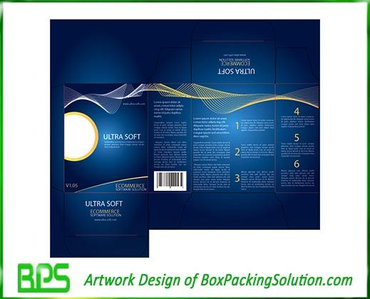 Free Download The 500 Best Box Artwork Template Layout In The Year Packaging Template Design Box Design Templates Creative Packaging Design