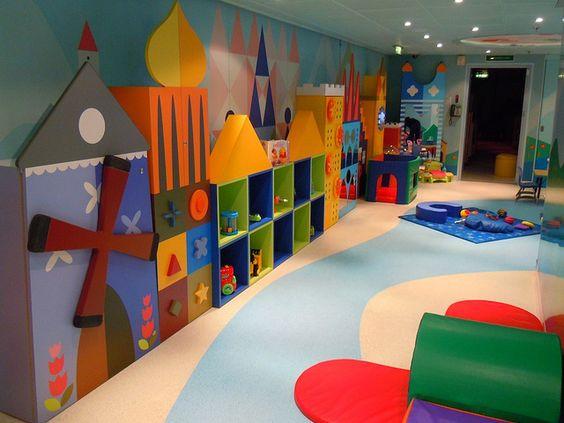 Daycare Design Ideas | Daycare design