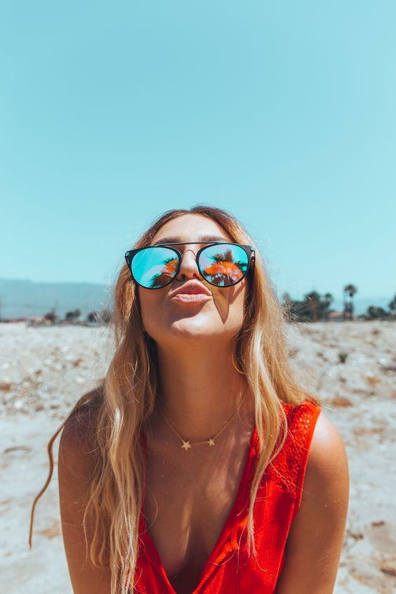 For a chance to get these sunnies, get WearMe Pro's SHADESBOX - the seasonal eyewear subscription box! Perfect!