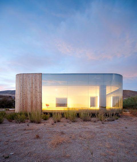 """Im andalusischen Salobreña haben die Architekten von Jesús Torres García den """"Non Program Pavilion"""" erbaut"""