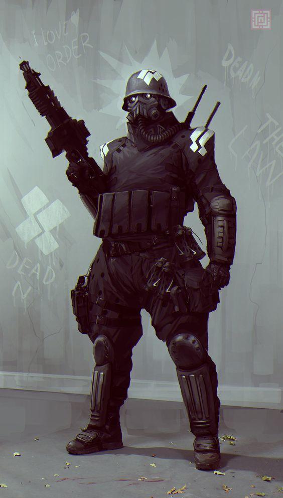 Mercenaires - Horreur contemporaine 5c37419bd66b460720ad05866629cbc6