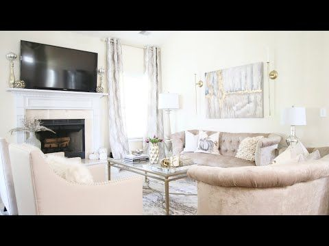 Fall Living Room Decorating Ideas 2020 Youtube In 2020 Fall Living Room Living Room Decor Room Decor