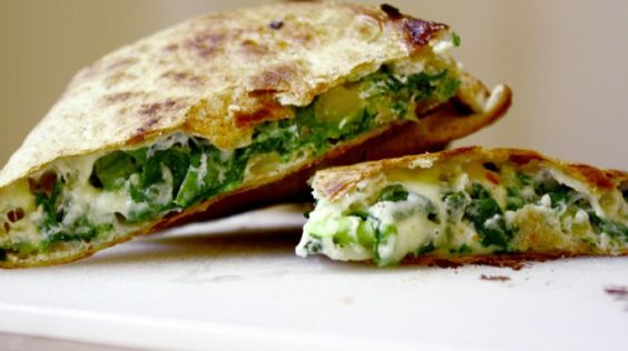 the Book: Spinach Pie Quesadilla | EATS!!! | Pinterest | Spinach Pie ...
