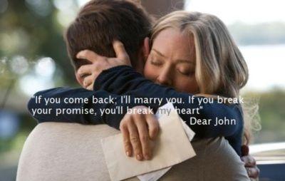 Dear John movie quote