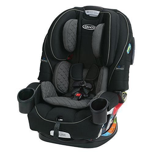 Graco 4ever 4 In 1 Car Seat Featuring Trueshield Side Impact Technology Graco Car Seat Car Seats Baby Girl Car Seats