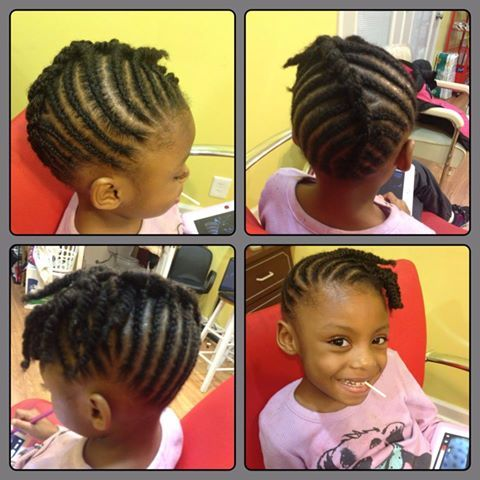 Remarkable Natural Hairstyles For Kids Hairstyles For Kids And Cute Natural Hairstyles For Women Draintrainus