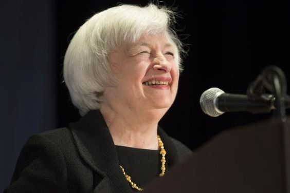 """Federal Reserve Chair Janet Yellen gave a strong defense of the central bank's easy-money policies on Monday, saying its """"extraordinary"""" commitment to boosting the economy, especially the still struggling labor market, will be needed for some time to come.In her first public speech since becoming Fed chair two months ago, Yellen cited the struggles of three American workers in backing the policies of low interest rates and conti"""