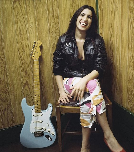 """I've been vibing on Amy's first album """"Frank"""" lately. Too freaking good."""