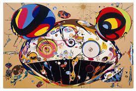 Takashi Nurakami 「村上隆のアート」の画像検索結果