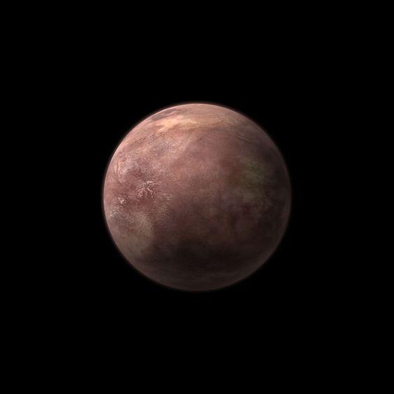 Makemake, Dwarf Planet In Kuiper Belt
