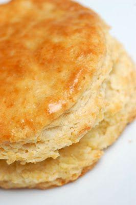 Thomas Keller's Buttermilk Biscuits