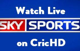 Crichd Live Streaming Sky Sports Watch Live Cricket On Skysports