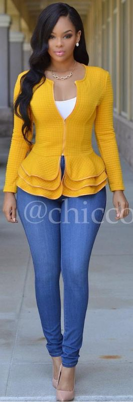 Peplum Chic / Clothing by  Chic Couture