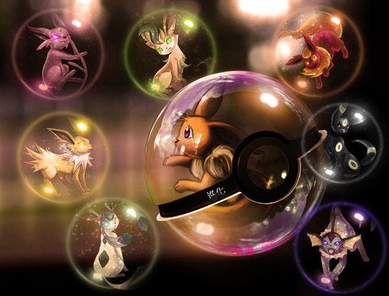 14 Impressive & Inspiring Pokeball Photoshop Creations