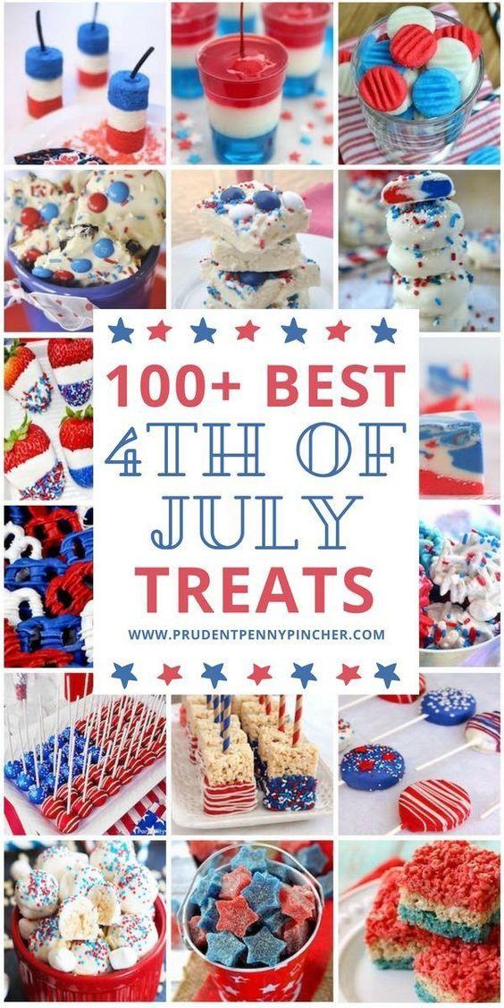 100 Best 4th of July Treats