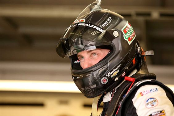 At-track photos: Friday, Indianapolis  -   Friday, July 22, 2016  -   INDIANAPOLIS, IN - JULY 22: Kevin Harvick, driver of the No. 88 Hunt Brothers Pizza Chevrolet, prepares to drive during practice for the NASCAR XFINITY Series Lilly Diabetes 250 at Indianapolis Motor Speedway on July 23, 2016 in Indianapolis, Indiana.