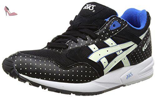 Asics , Chaussures d'athlétisme pour homme, - Blk/Raspberry/Sil, 44.5 EU -  Chaussures asics (*Partner-Link) | Chaussures Asics | Pinterest | Asics