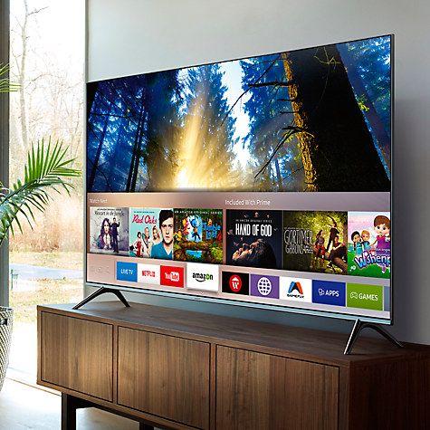 samsung smart tv. buy samsung ue60ks7000 suhd hdr 1,000 4k ultra hd quantum dot smart tv, 60\u201d tv