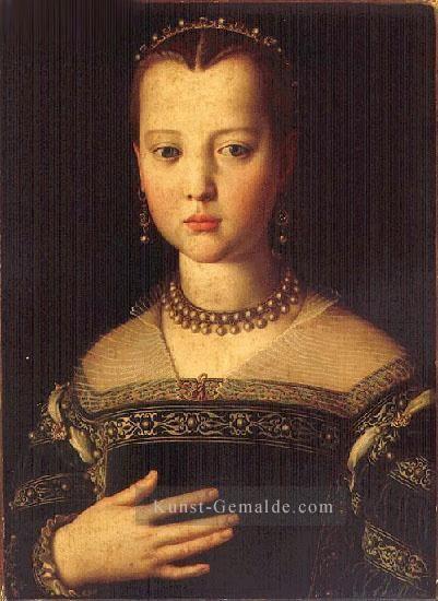 Maria de Medici , Agnolo Bronzino