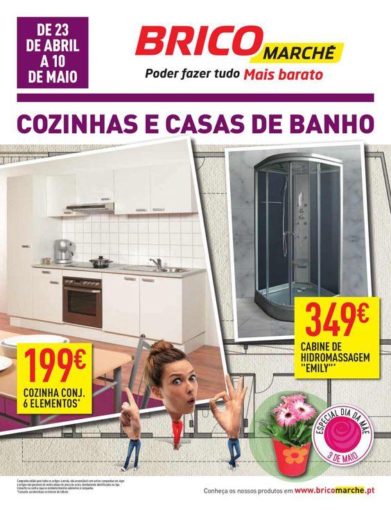 Cozinhas e Casas de banho 23 de Abril a 10 de Maio
