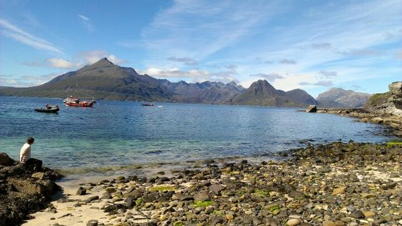 The Cullin from Elgol.