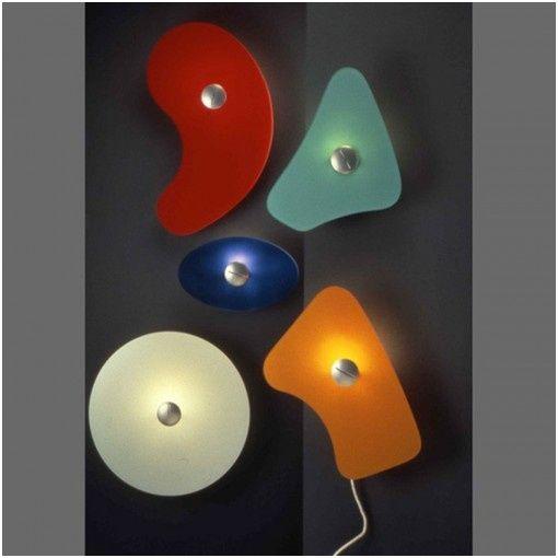 11 Cher Applique Rouge Wall Lights Foscarini Applique