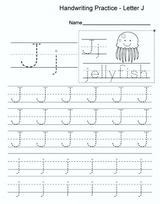 Free Printable Letter J Worksheets J Worksheet Letter J Worksheet Letter J Worksheets Letter j free printable worksheets