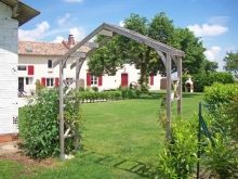 The owners of these luxury gites offer a warm welcome - great village location - perfect relaxing break with young children...