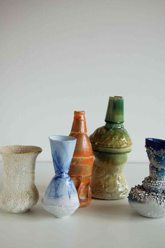 Johannes Nagel - ceramic love the glazes