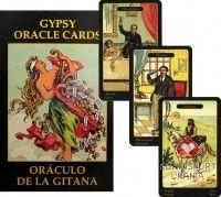Altes Zigeuner Orakel - Zigeuner Orakelkarten