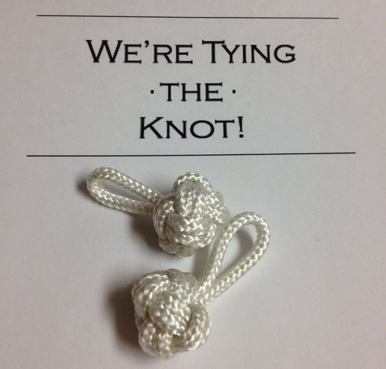 I make these save the date wedding announcement nautical knots! If you like them, please check out my etsy :)  https://www.etsy.com/listing/181113156/wedding-announcement-accessorie-save-the?ref=shop_home_active_1