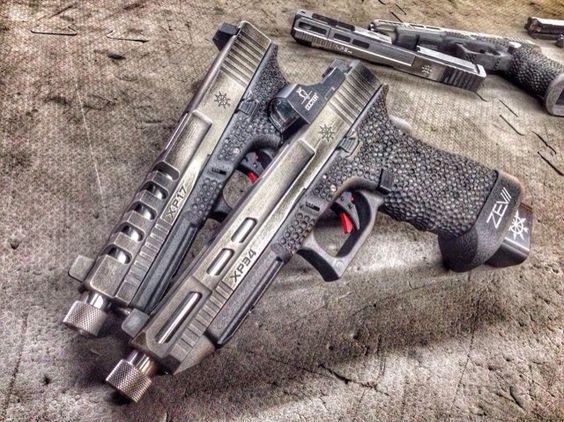 Sweet custom Glock work