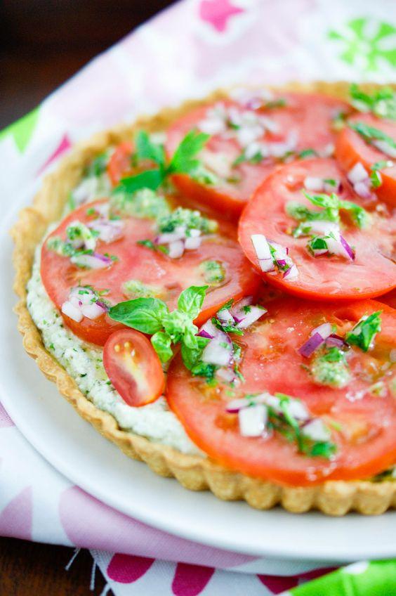 Historische tomaat taartje, Historische tomaten and Taarten on ...