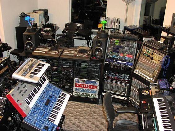 Drool. #synth #hardware #studio #gear