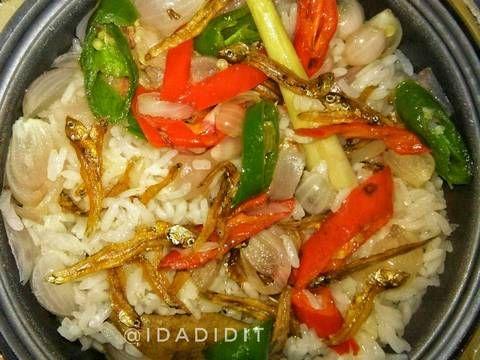 Resep Nasi Liwet Sunda Oleh Ida Rufaida Nur Resep Resep Resep Masakan Indonesia Masakan