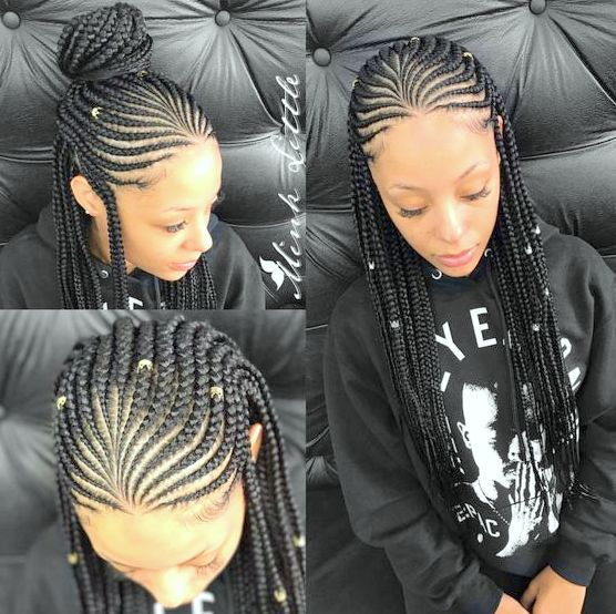 Amazing Braided Hairstyles For Black Women 2018 2019 Easy Best