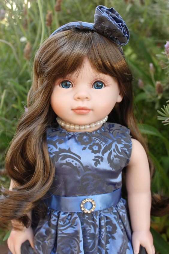 HARMONY CLUB DOLLS 18 inch Dolls and 18 inch Doll Clothes www.harmonyclubdolls.com: