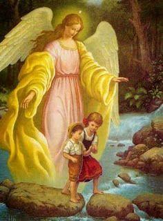 Como entrar em Contato com os Anjos