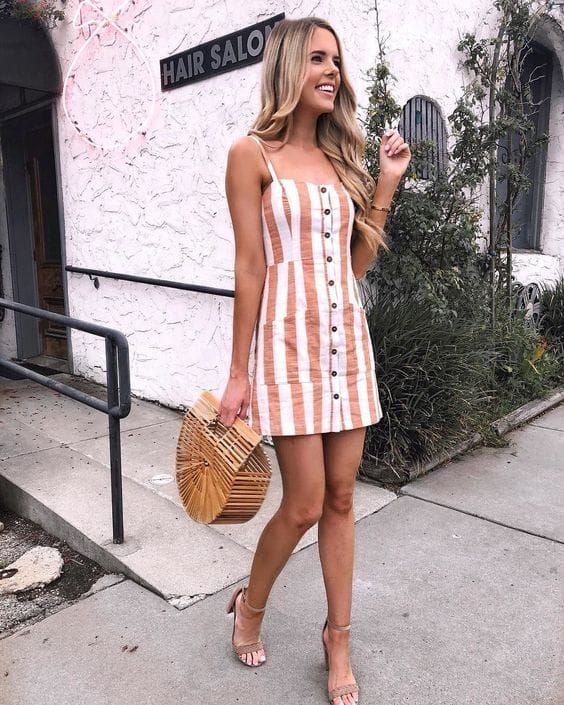 #summer #outfits / 55+ Summer Outfits to Copy Now Vol.2 049