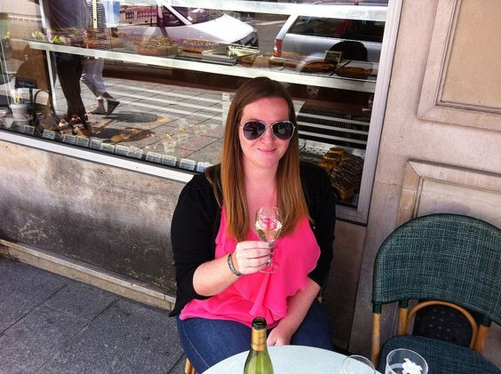 """Emma Gray from Emma's Travel Tales! Paris: Museums, Architecture and Cafe Culture, """"I've recently returned from my first ever trip to Paris and I'm still in awe of how much I loved it"""""""