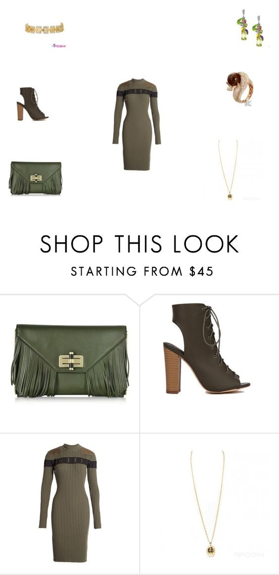 """""""Untitled #620"""" by panicsam ❤ liked on Polyvore featuring Diane Von Furstenberg and Alexander Wang"""