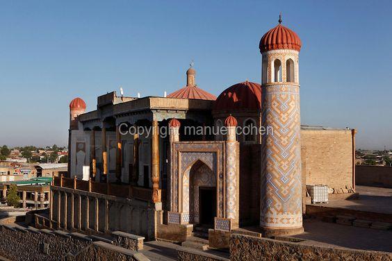uzbequistan, hazrat hyzr mezquita - Búsqueda de Google