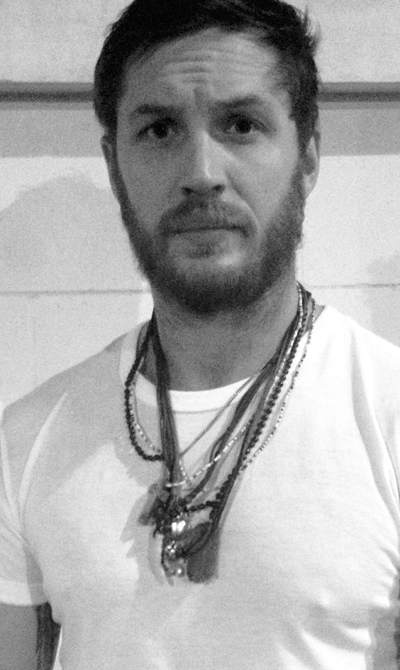 Tom Hardy for Blag